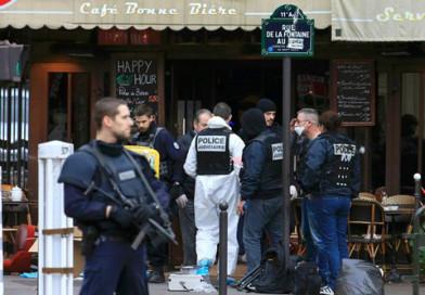 Ba nhóm các tay súng kết hợp để tấn công ở Pháp